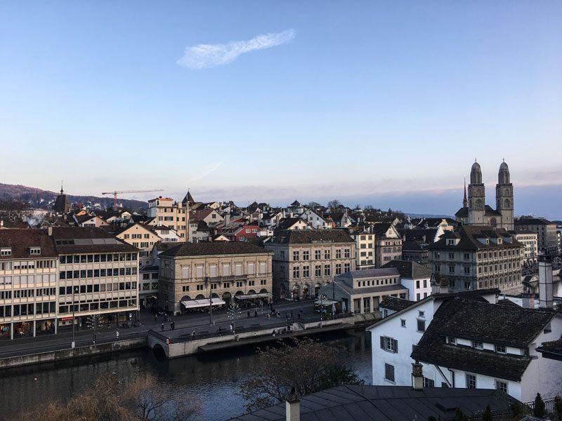 Zurigo - Lindenhof