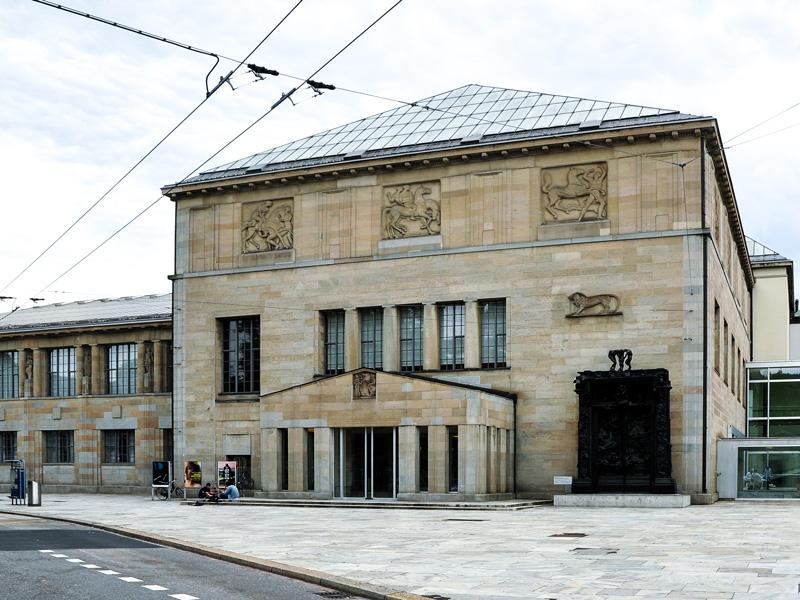 Copertina Kunsthaus Zürich