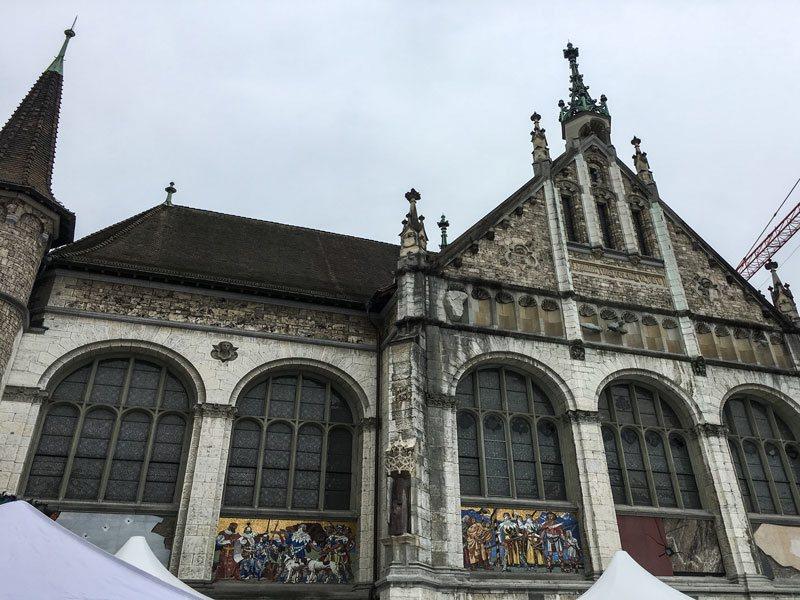 Zurigo - Museo Nazionale Svizzero