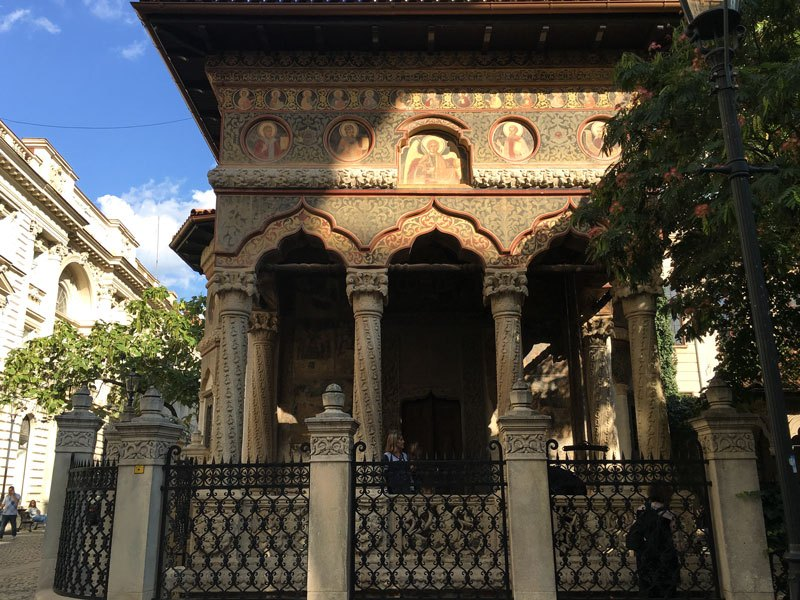 Bucarest - Stavropoleos