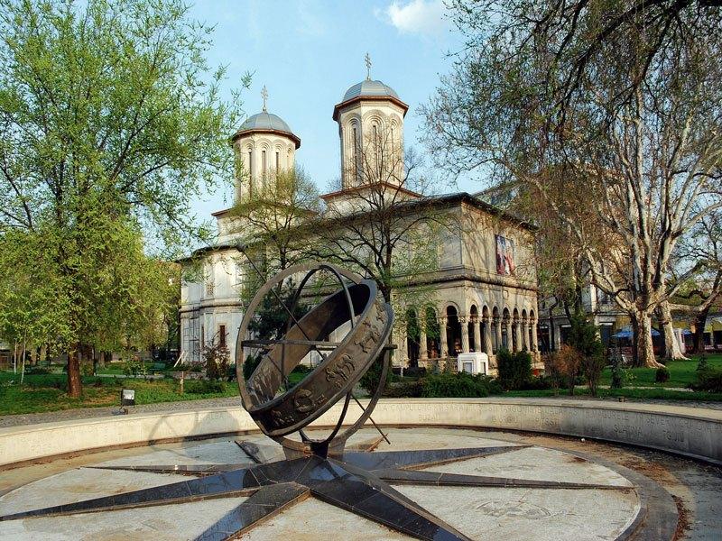 Cosa vedere a Bucarest – Il monumento Km 0