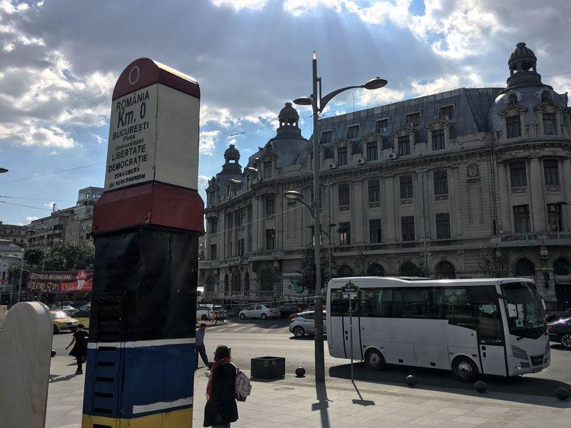 Bucarest - Km 0