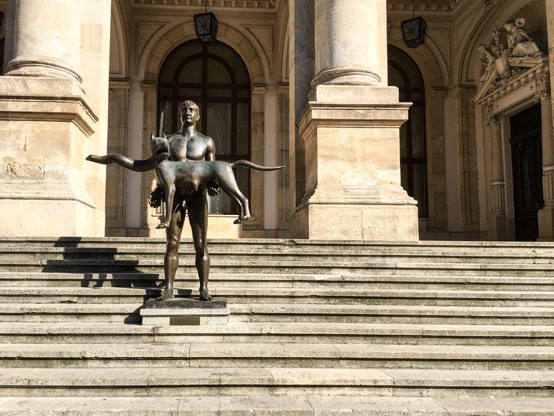 Bucarest - Museo Nazionale di Storia