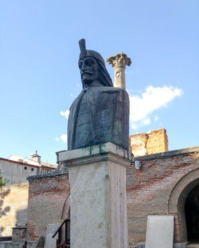 Bucarest - Curtea Veche
