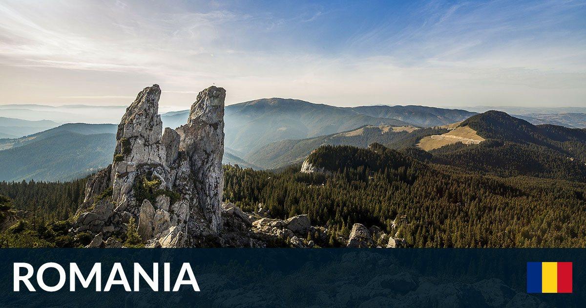 Romania luoghi di interesse