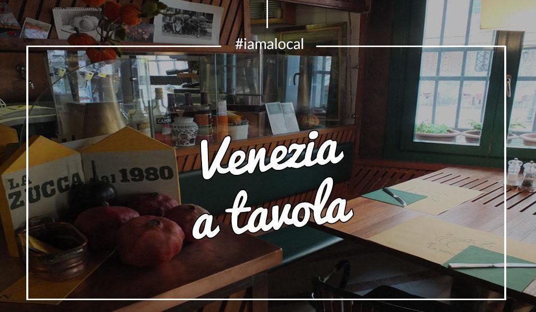 Share the fork: indirizzi di Venezia che fanno bene al?