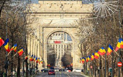 Arco di Trionfo: Bucarest e la sua grandezza