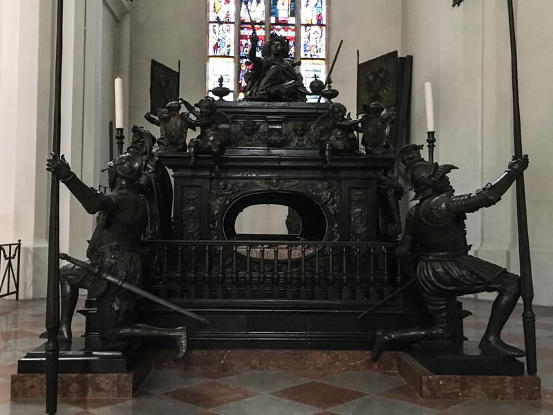 Monaco - Frauenkirche, la Cattedrale di Nostra Signora