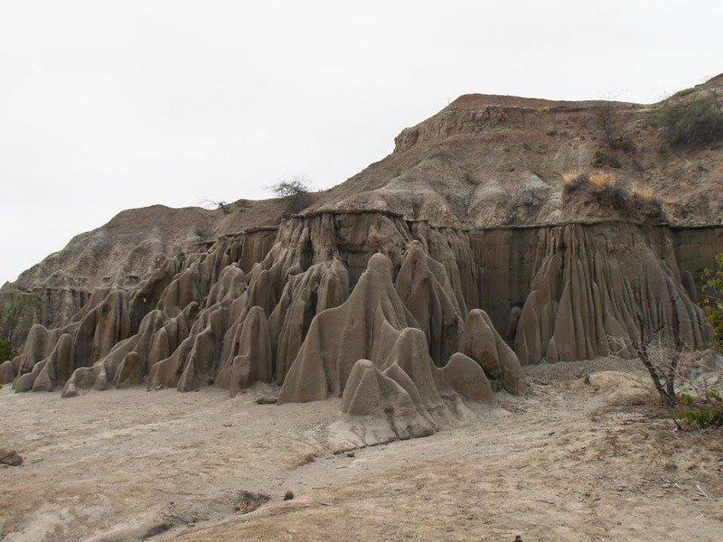Il deserto colombiano - zona grigia