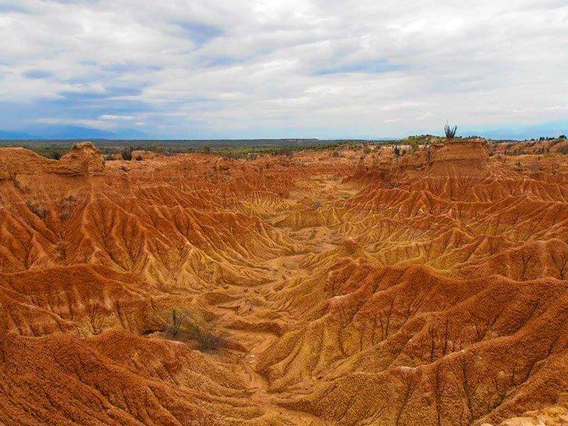 Il deserto colombiano - zona Deserto de la Tatacoa