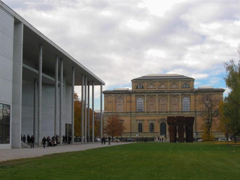 Kunstareal-Alte-Pinakothek