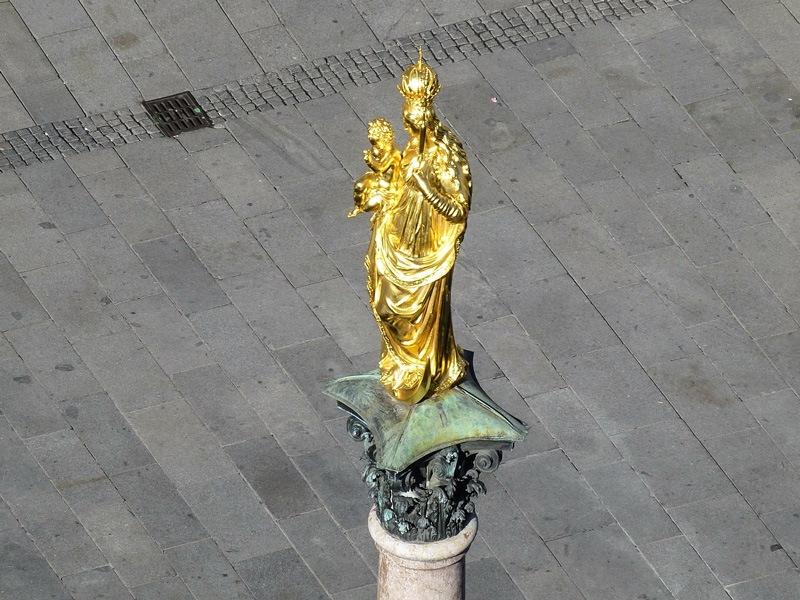 Monaco - Marienplatz