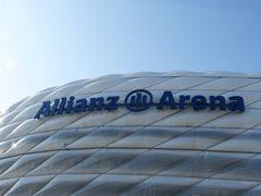 Copertina Allianz Arena