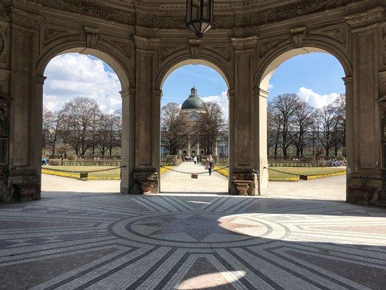 Copertina Hofgarten