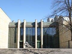 Copertina Kunstareal il quartiere dei musei
