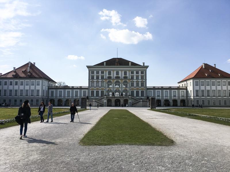 Nymphenburg: il castello delle Ninfe