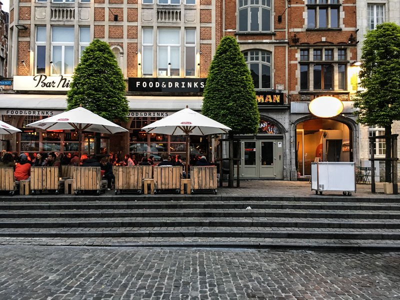 Copertina Oude Markt