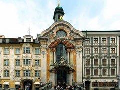 Copertina Asamkirche