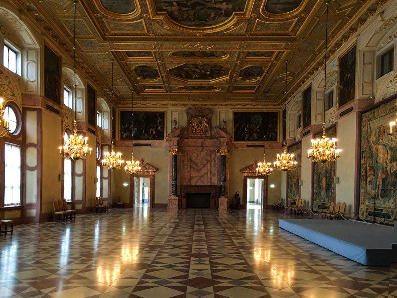 Residenz - Sala dell'Imperatore