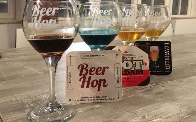 Beer Your Senses, un'esperienza a Lovanio tra birra e 5 sensi