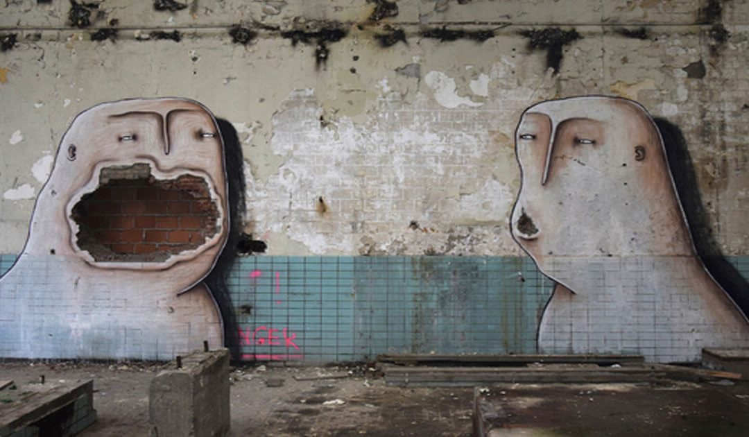 Street Art a Lovanio