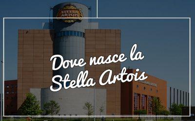 Una giornata allo stabilimento Stella Artois di Lovanio
