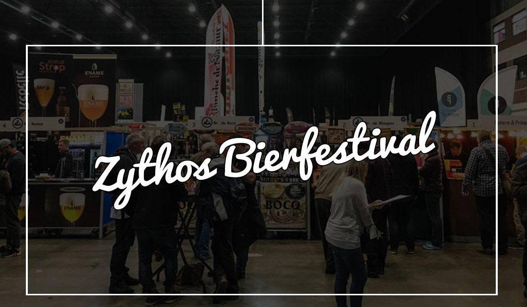 Zythos Bierfestival : il vero festival della birra è a Lovanio!
