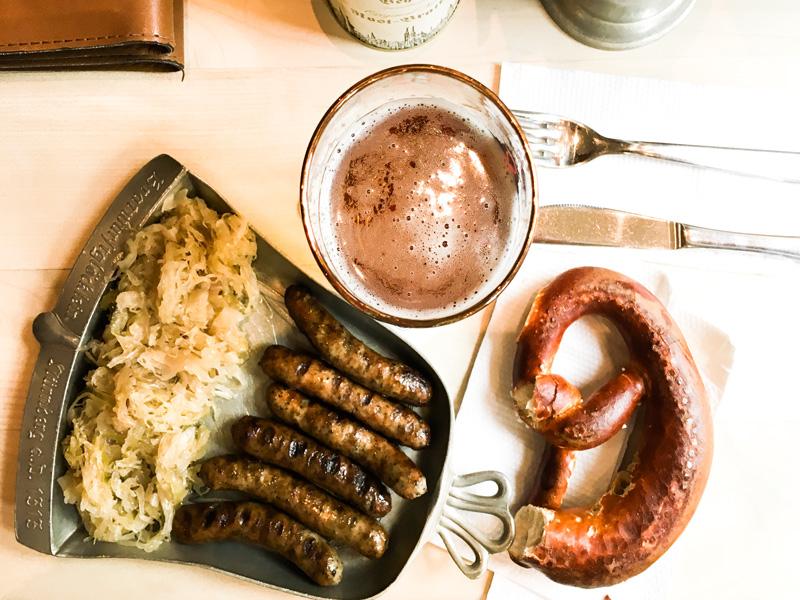 Salsicce-di-Norimberga
