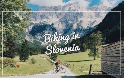 Biking a Jezersko, una giornata in mezzo alla natura