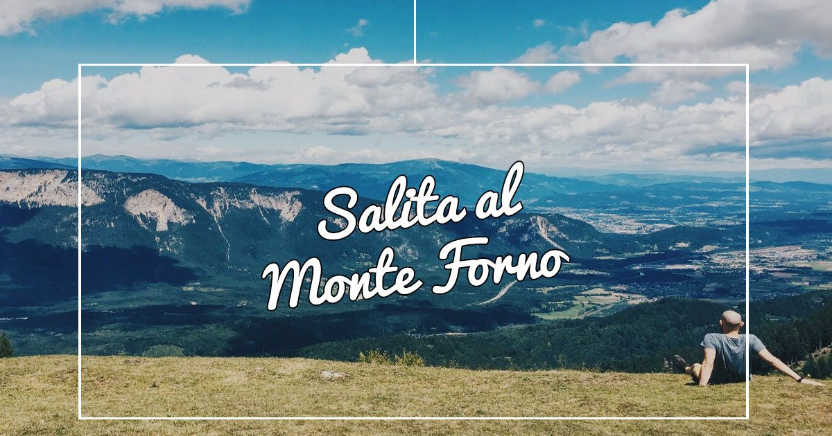 Tour della Slovenia, salita al Monte Forno