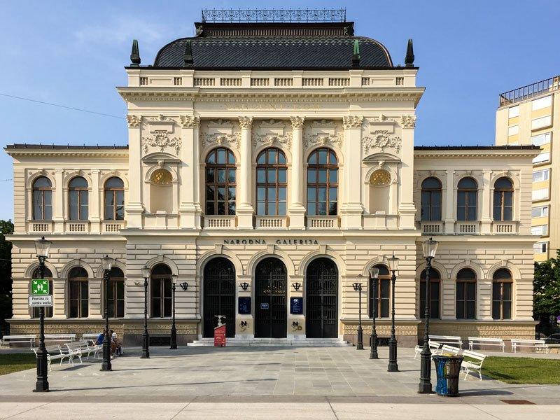 Copertina Galleria Nazionale
