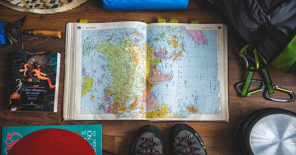 Nutshell Travel : due puntini in mezzo al mondo