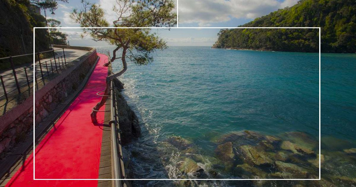 Il Red Carpet … in Riviera!