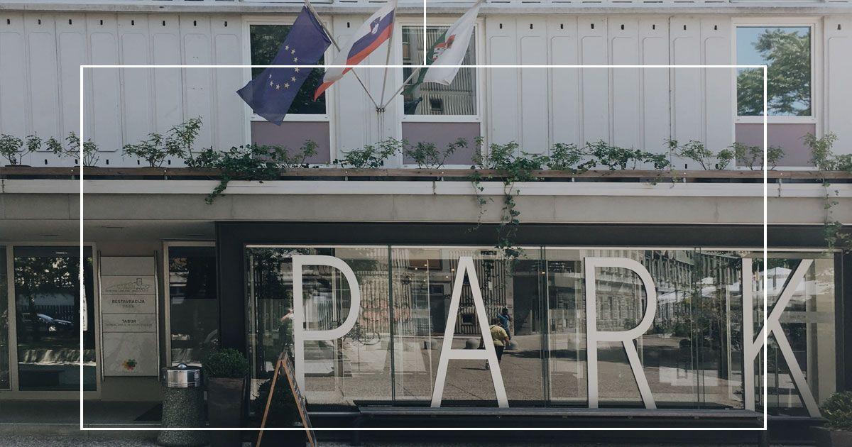 Dormire a Ljubljana : Hotel Park , Urban & Green