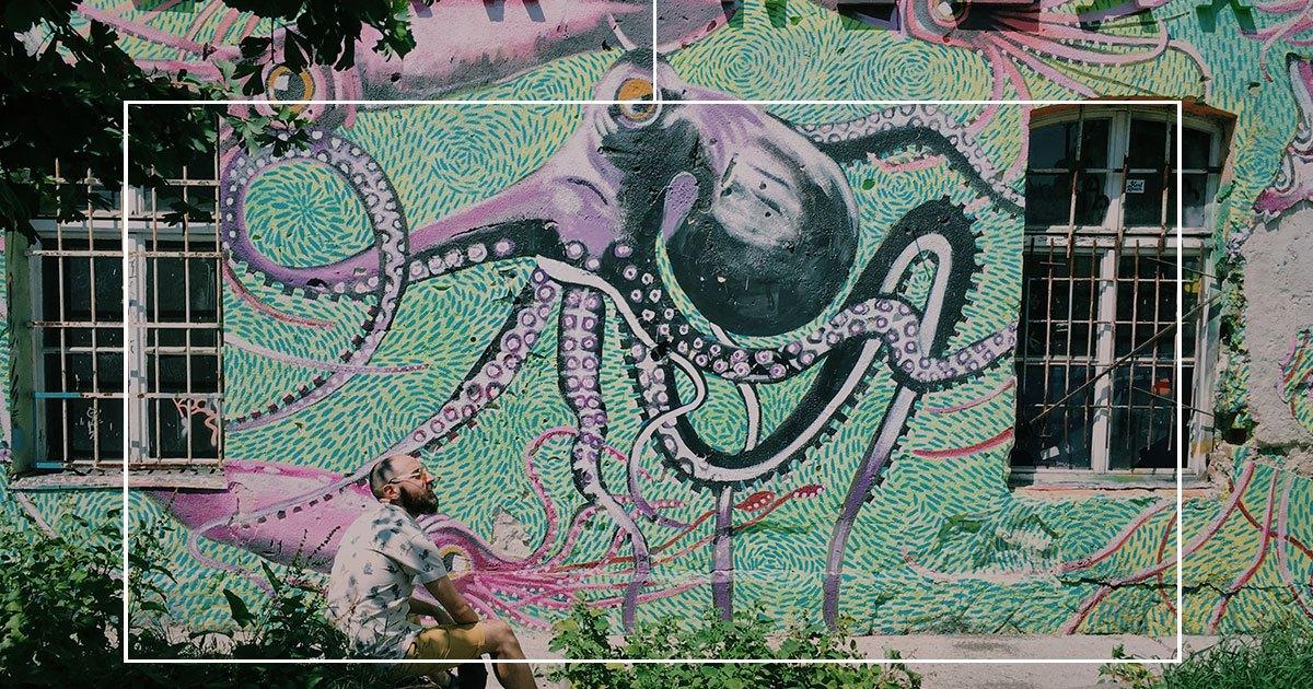Alternative Tour – La Street Art a Ljubljana