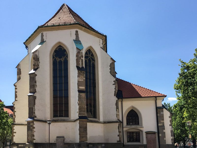 Copertina Cattedrale di Maribor
