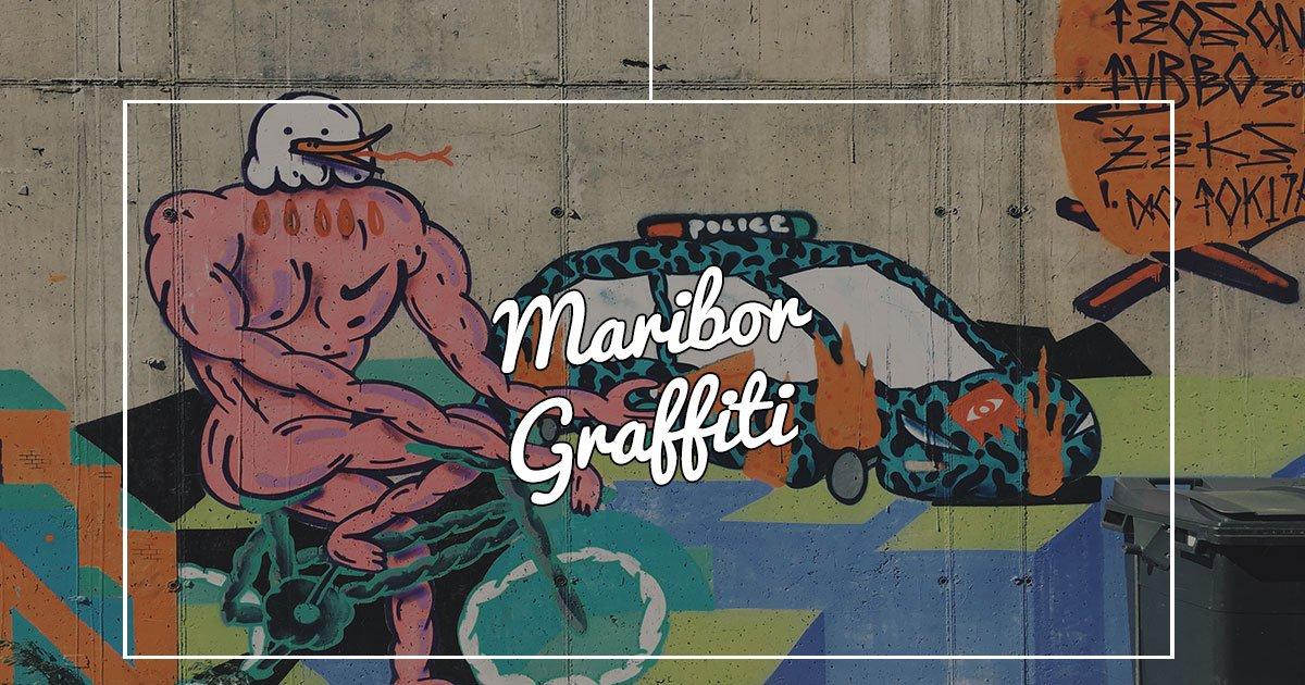 Graffiti a Maribor? Pochi, ma buoni!