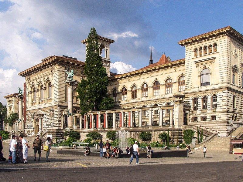 Cosa vedere a Losanna – Palais de Rumine
