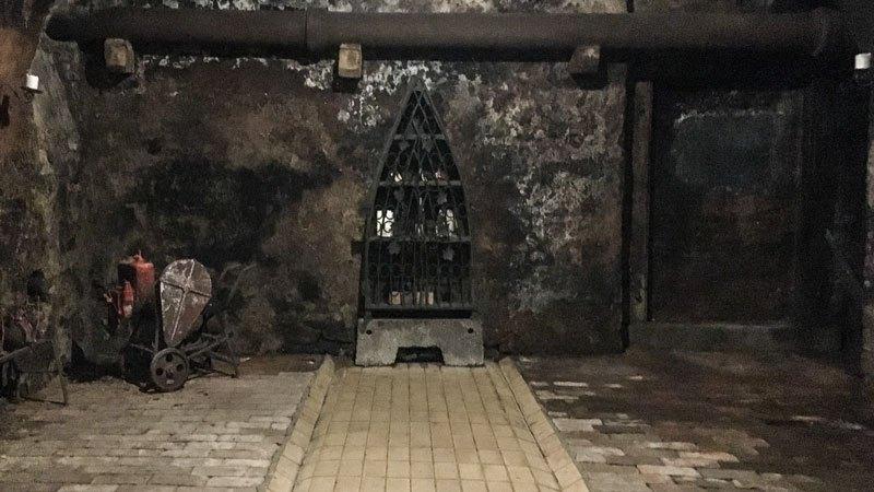 Vinag Wine Cellar - Il vino Sacro