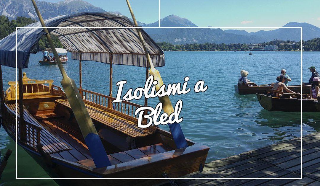 In giornata sull'isola di Bled e visita alla Chiesa dell'Assunzione