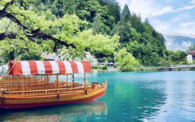 L'isola di Bled e visita alla Chiesa dell'Assunzione