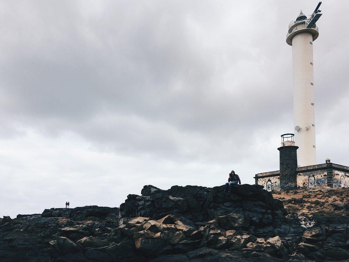 Lanzarote: Faro de Pechiguera