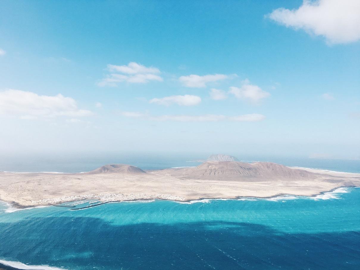 Mirador del Rio a Lanzarote