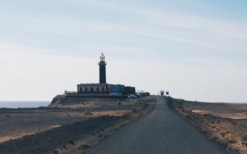 El Faro de la Punta de Jandia di Fuerteventura