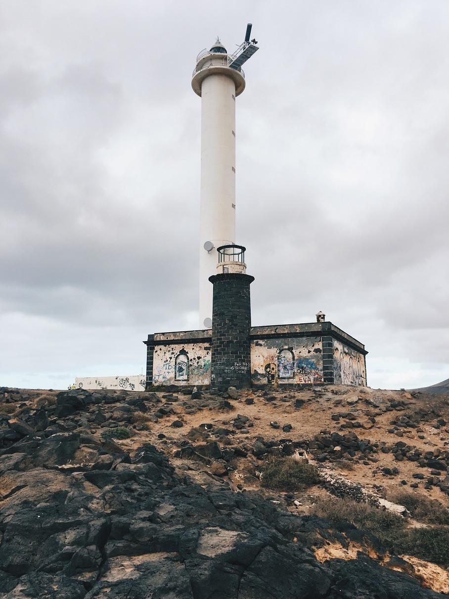 Lanzarote - Faro De Pechiguera