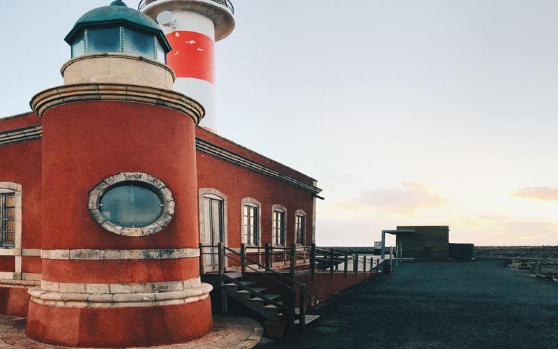 El Faro del Tostòn a Fuerteventura