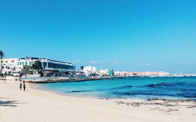 Fuerteventura d'inverno