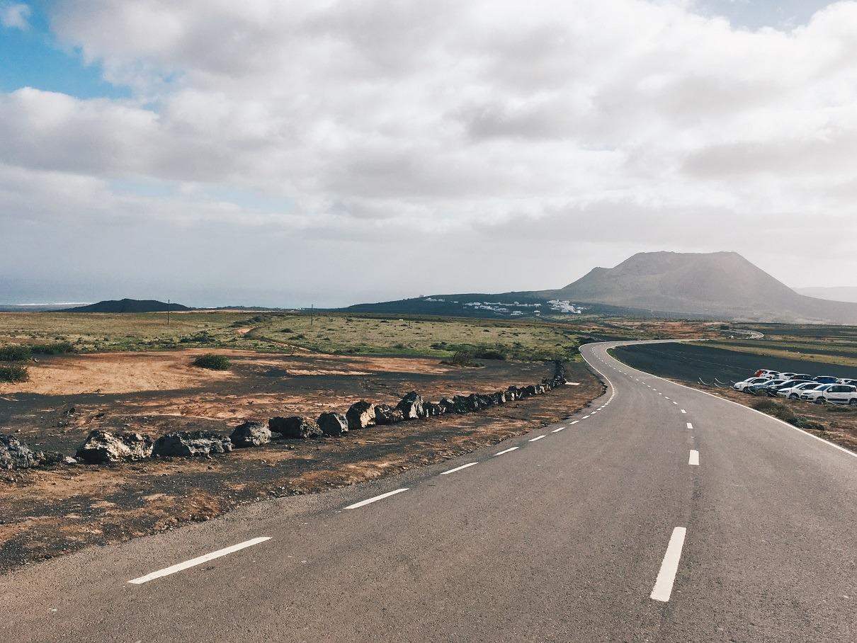 Mirador del Rio di Lanzarote