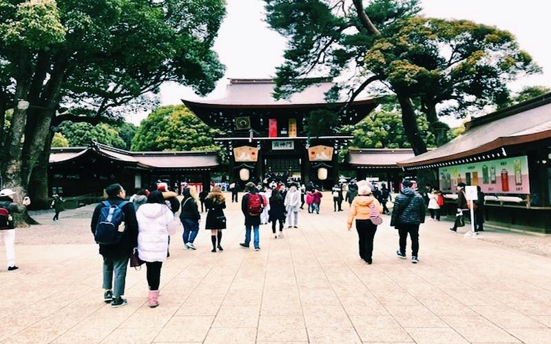 Tokyo-Meiji-Jingu