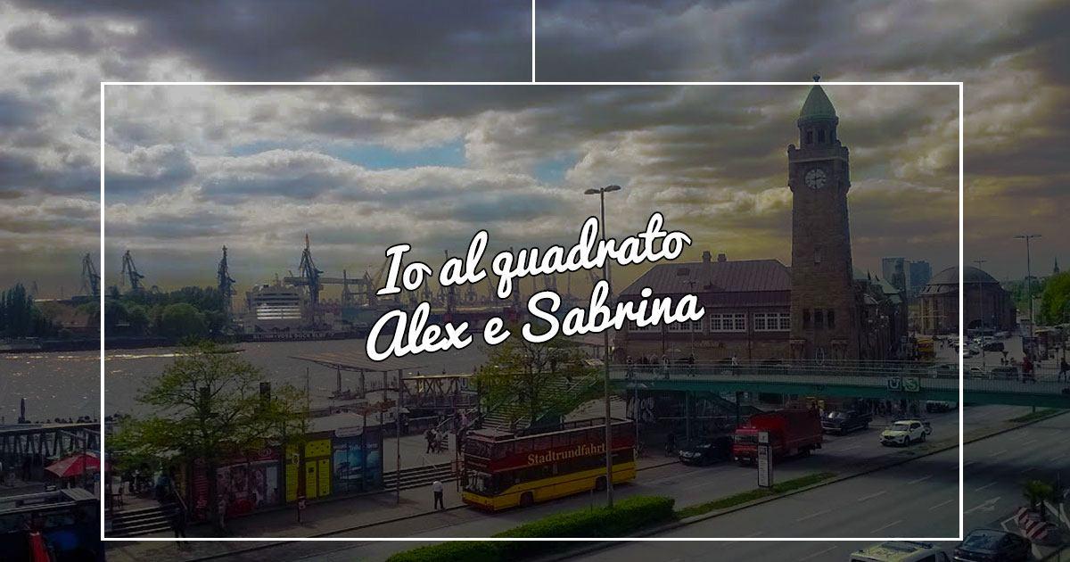 Alec e Sabrina: io al quadrato
